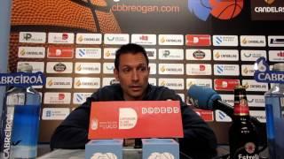 Video Lezkano previa 5º partido play offs Cafés Candelas - Palma 1617