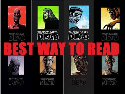 The Walking Dead Comics - Why The Omnibus Books Are The Best