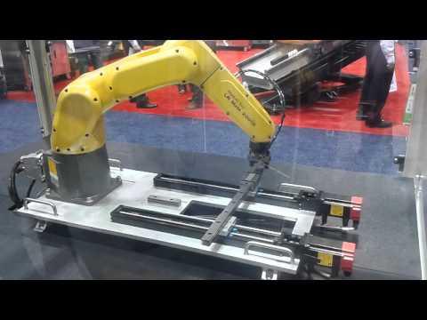 Automate 2015 - Robotics Demonstrations, Part II