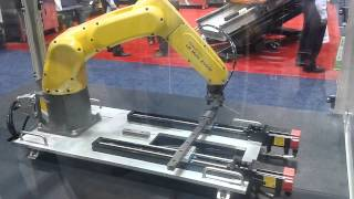 Automate 2015 - Robotics Demonstrations, Part II