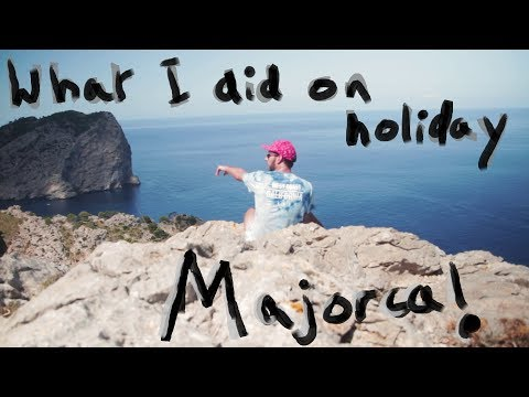 Majorca Holiday Vlog! Palma, Formentor and much more!