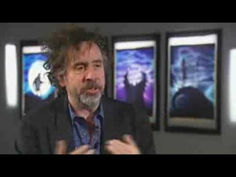 Interview with king of quirk Tim Burton