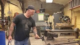 Rodney bending muffler hangers for the OG Maverick