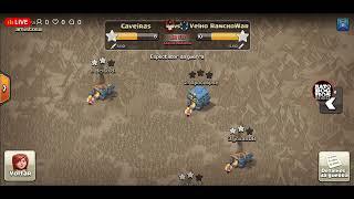 Clash of Clans CAMPEONATO CBL ATAQUES AO VIVO