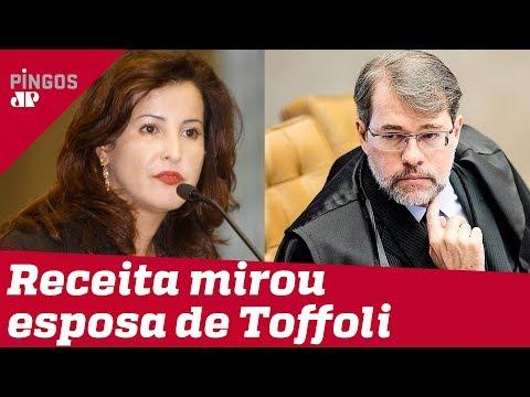 Haja coincidência, Toffoli!