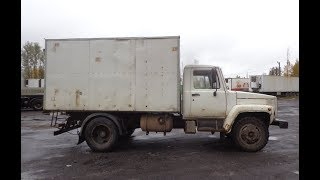 1. Двигатель ЗМЗ 513 грузовик ГАЗ-3307 (карбюратор, бензин)