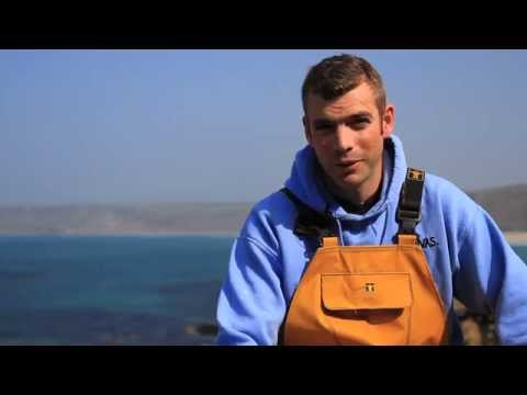 Meet the fisherman, Ben George