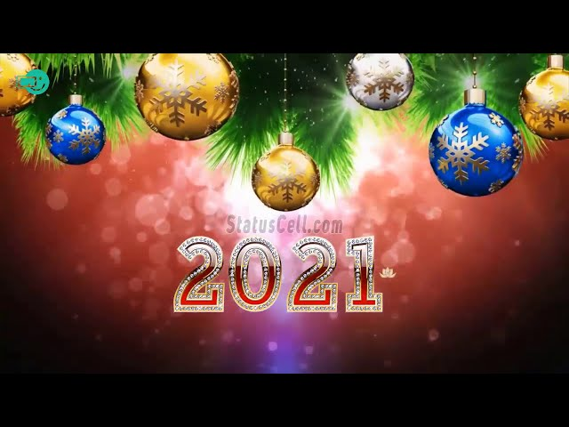 Happy New Year 2021 WhatsApp Status | New Year 2021 Status Video | Best Happy New Year Status Video