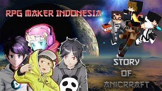 AWAL CERITA - AniCraft RPG Maker INDONESIA #1