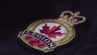 La Légion royale canadienne