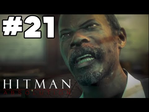 Hitman: Absolution - Walkthrough (Part 21) - Mission: Skurky's Law (Courthouse)