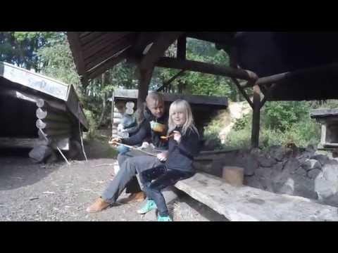 Microadventure at Multebjerg Shelter - September 2016