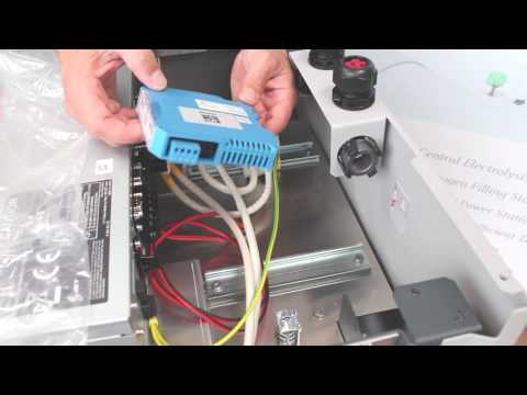 Fronius Solar Battery installation demonstration