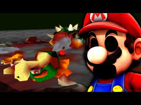 Mama Mia Regular Pasta Super Mario 64 Creepypasta Rom Hack