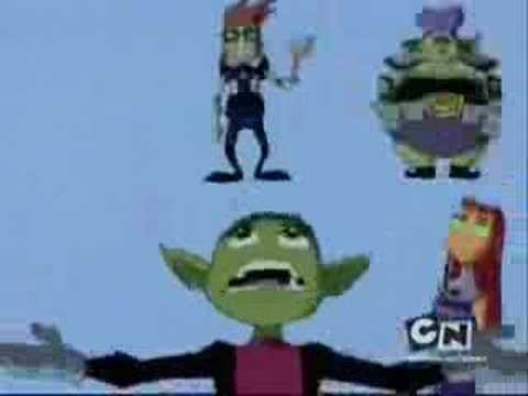 Yoyisstar Teen Titans Real Slim 56
