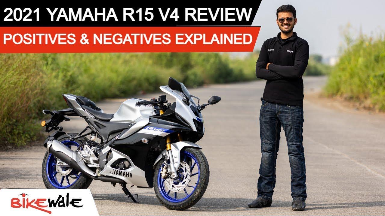 Download 2021 Yamaha R15 V4 Review | Positives & Negatives Explained | BikeWale
