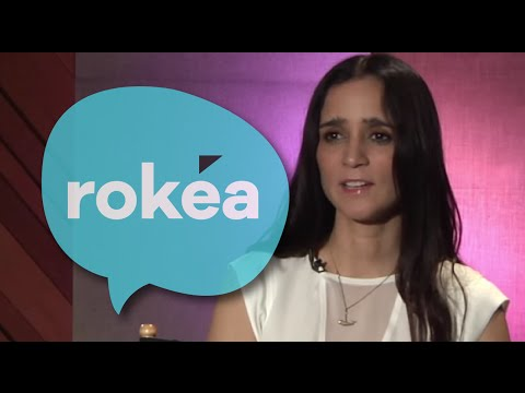 "Julieta Venegas talks about her new album ""Algo Sucede""  