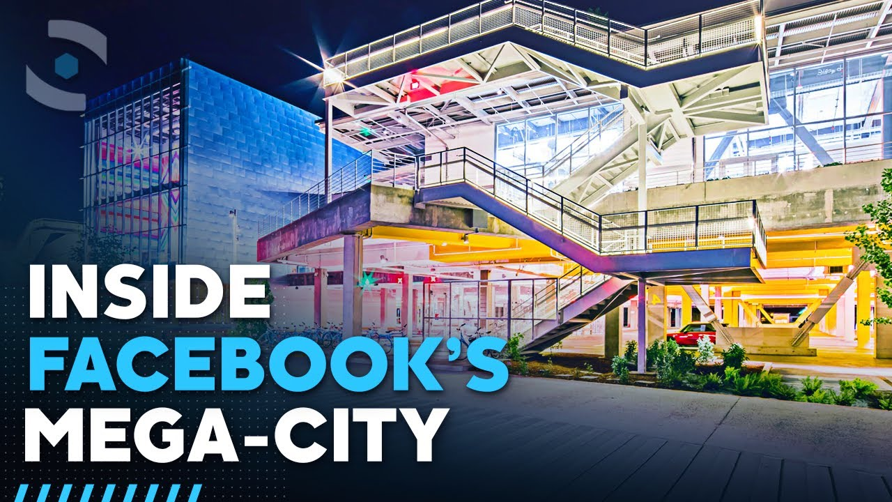 Facebook Is Building A City For Its Employees