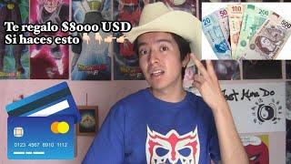 💸💸 Depositame $1000 y te regreso $8000 (TE EXPLICO EL TRUCO)