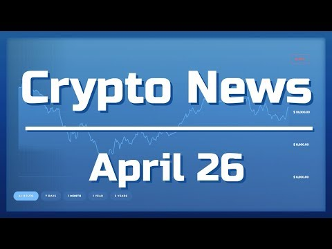 Crypto News Apr 26th: Mt Gox moving money, Substratum Source Code, Over 17 Million Bitcoin