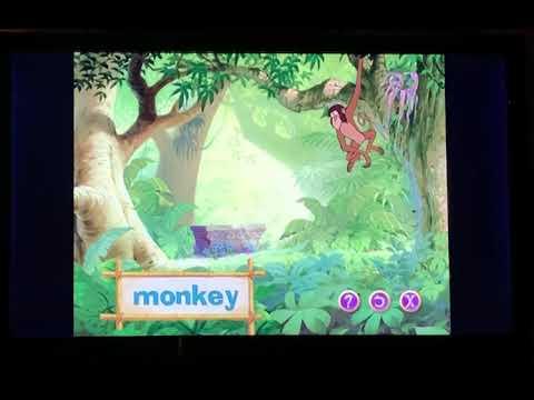 The Jungle Book Jungle Search Game