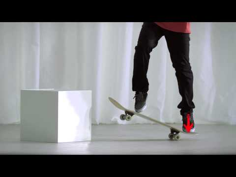 The Science of Skateboarding - Ollie