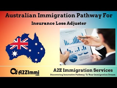 Australia Immigration Pathway For Insurance Loss Adjuster (ANZSCO Code: 599612)