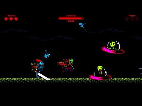 Knight Terrors(Nintendo Switch) - Gameplay |