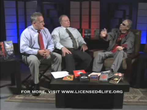 Andrew Vachss interviews Mike McNamara about Licensed For Life