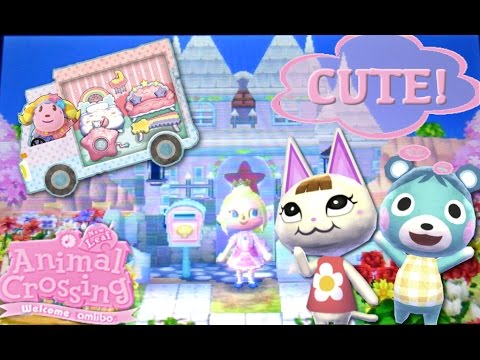 Cutest Town In Animal Crossing New Leaf Youtube