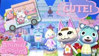 Cutest Town in Animal Crossing New Leaf!