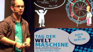 Die Naturgesetz-Maschine - Das Noether-Theorem (Science Slam)