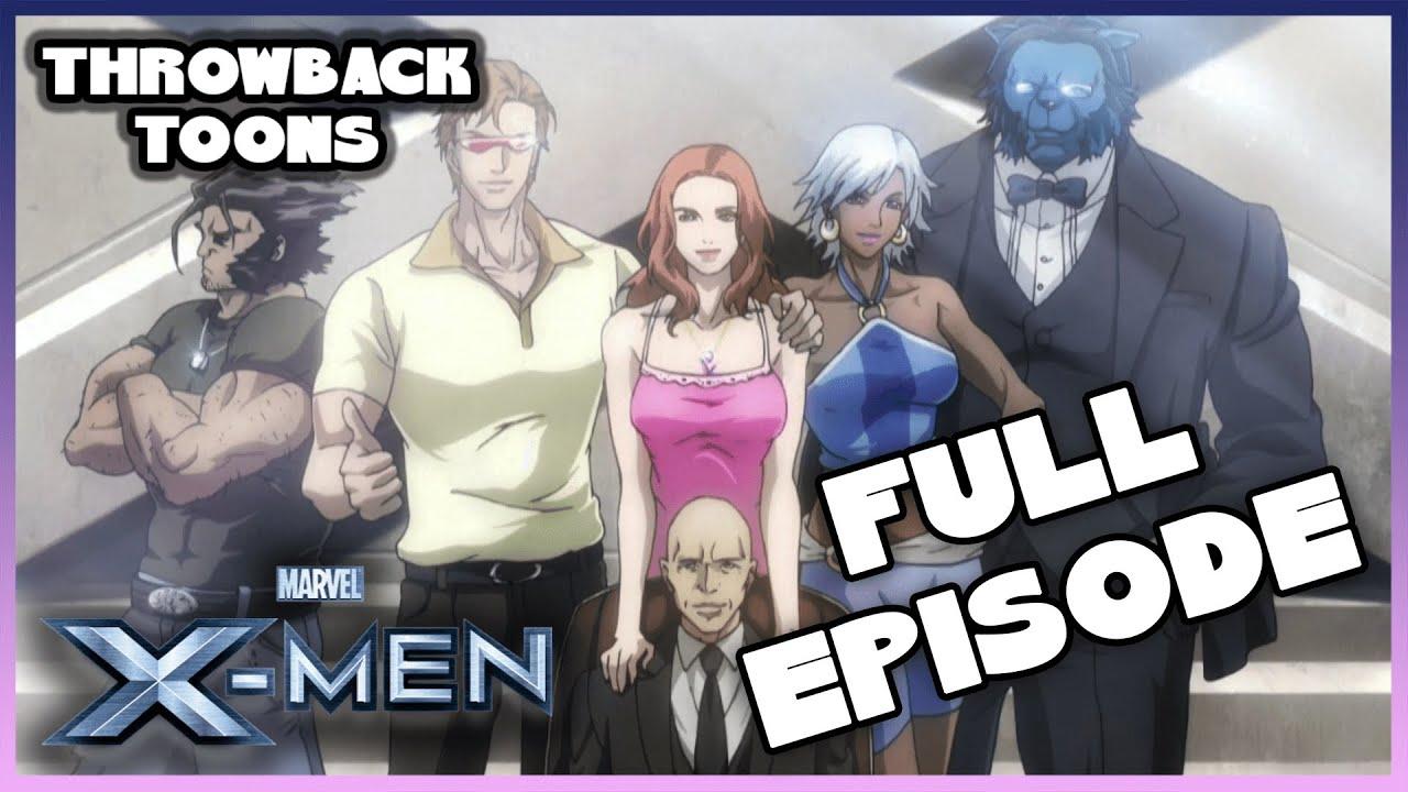 Download Marvel Anime: X-Men | The Return | Season 1 Ep. 1 Full Episode | Throwback Toons