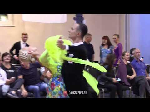 German Pugachev - Ariadna Tishova RUS, English Waltz, German Open Championships 2019