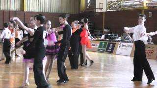 Patrik i Renata - D'TEAM - BT Sisak 2013 - Junior 1 - Rumba