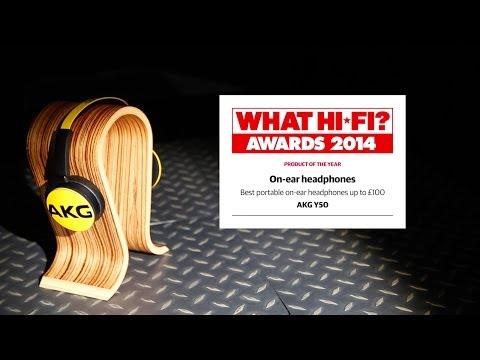 Best portable on-ear headphones under £100 - AKG Y50