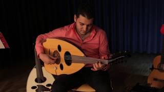 Trio Santiago feat. Faleh Khaless - Danza de la Tsanza