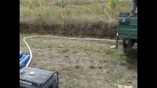 Бурение скважин на воду №7(Скважина на воду для частного дома №7. Как мы бурим скважины? Подробнее на сайте http://stdm.com.ua/ Контактный Теле..., 2013-09-15T07:50:52.000Z)