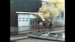 ZEER GROTE BRAND TCI...zonweringsbedrijf Enter 19-09-2003