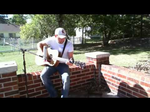 Hell Raisin' Heat Of The Summer - Florida Georgia Line (Tyler Folkerts Acoustic Cover)