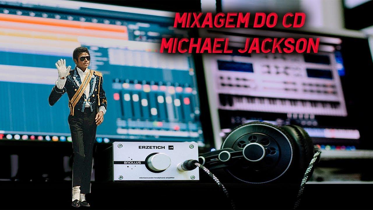 cd mixado michael jackson