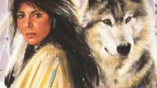 ~~~Native Woman and The Wolf~~~