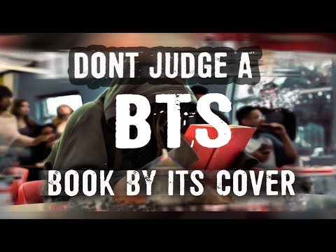 """""""DON'T JUDGE A BOOK BY ITS COVER"""" - BEHIND THE SCENES"""