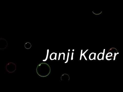janji kader ( kader Muhammadiyah )