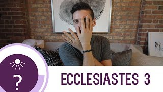The Answer to Your Deepest Longings   Ecclesiastes Bible Study