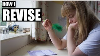 How I Revise || How I got a first in my first term at university