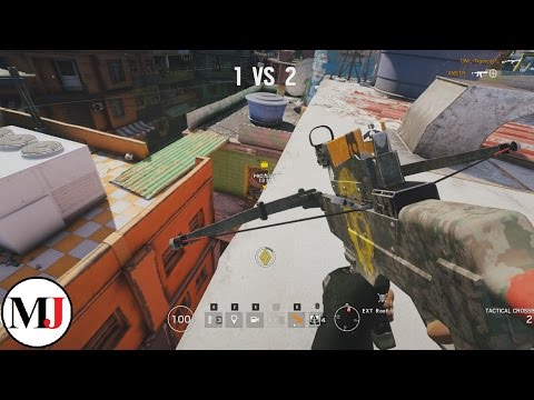 Fiery Capitão Plays: Full Game Friday (w/Face Cam) - Rainbow Six Siege