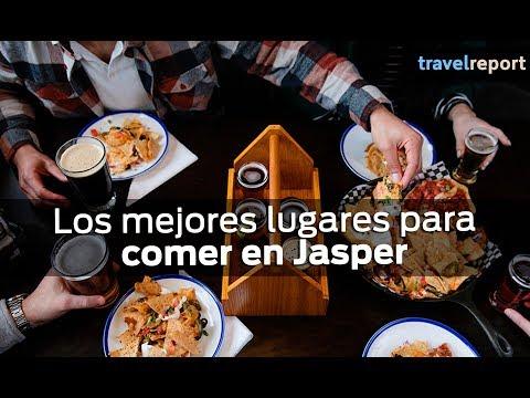 Los mejores lugares para comer en Jasper