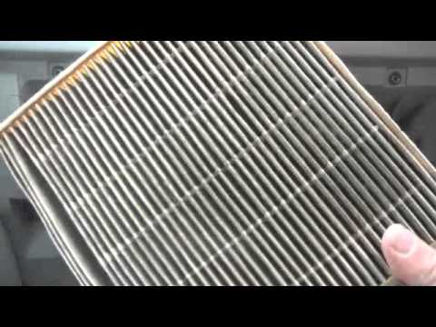 How to Replace a Cabin/Air Conditioner Filter - YouTube