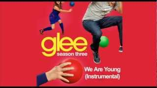 Glee Cast - We Are Young (Instrumental Version)